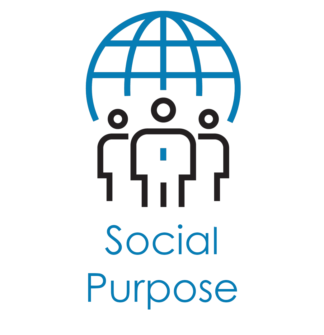 Social Purpose Icon
